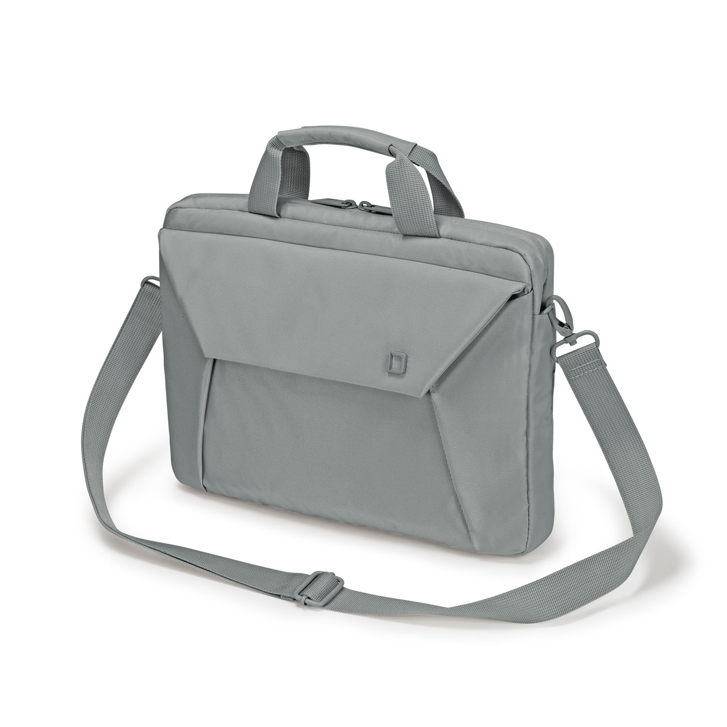 Dicota Slim Case EDGE 10-11.6 šedá