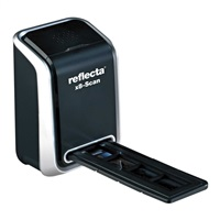 Reflecta skener x8-Scan (5Mpx/1800dpi, 3600dpi interpol., software, PC/Mac, USB2)