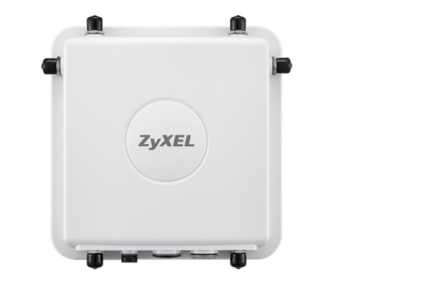Zyxel NAP353P, 802.11ac Outdoor Dual-Radio Nebula Cloud Managed Access Point, 3x3 MIMO (1.75Gbps), 8 SSID per Radio, PoE