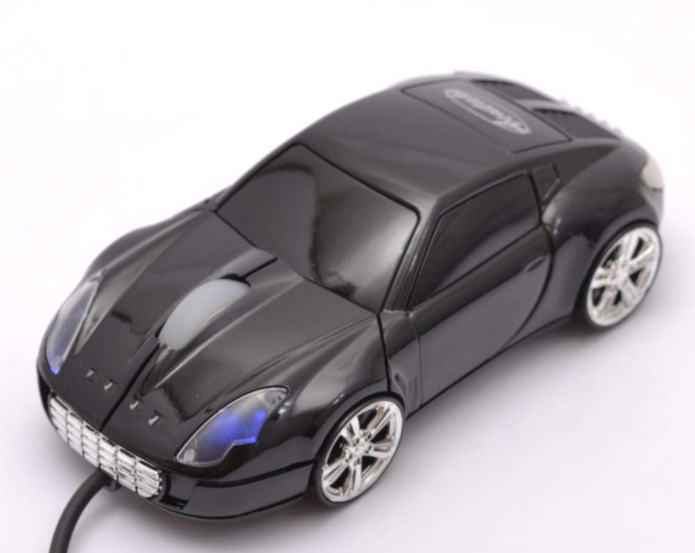 ACUTAKE Extreme Racing Mouse BK3 (BLACK) 1000dpi USB version (Lamborghini)