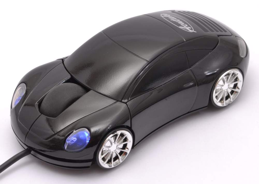 ACUTAKE Extreme Racing Mouse BK2 (BLACK) 1000dpi USB version (Porsche)