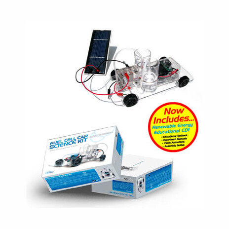 HORIZON Fuel Cell Car Science Kit (FCJJ-11) | OPTIMA cz