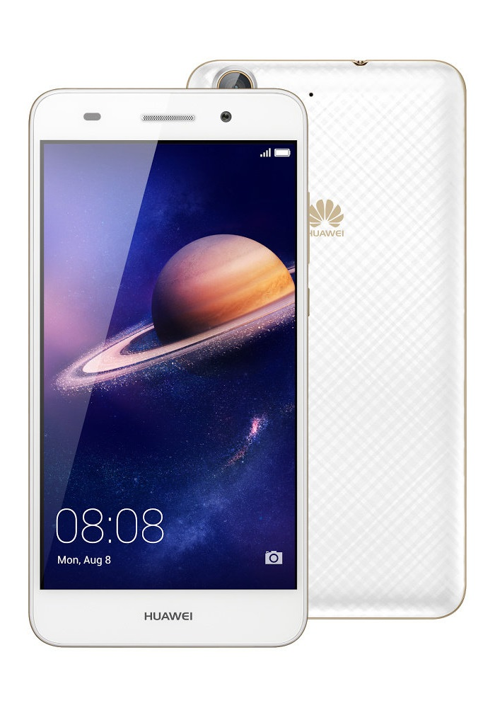 "HUAWEI Y6 II DualSIM White 5,5""/16GB/2GB RAM/13MPx+8MPx/ Android 6.0"