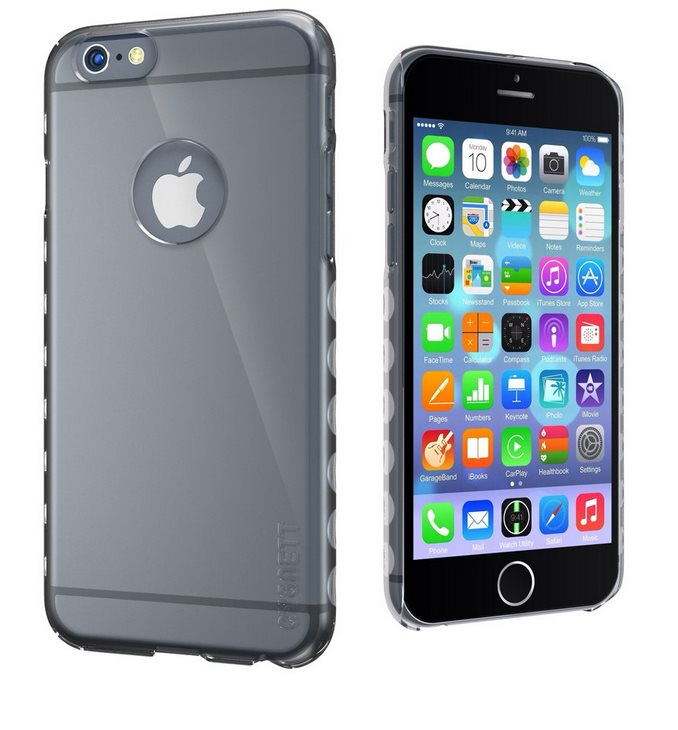 CYGNETT iPhone 6 Plus case AeroGrip Crystal Clear