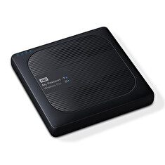 "WD My Passport Wireless PRO 3TB Ext. 2.5"" USB3.0, Black"