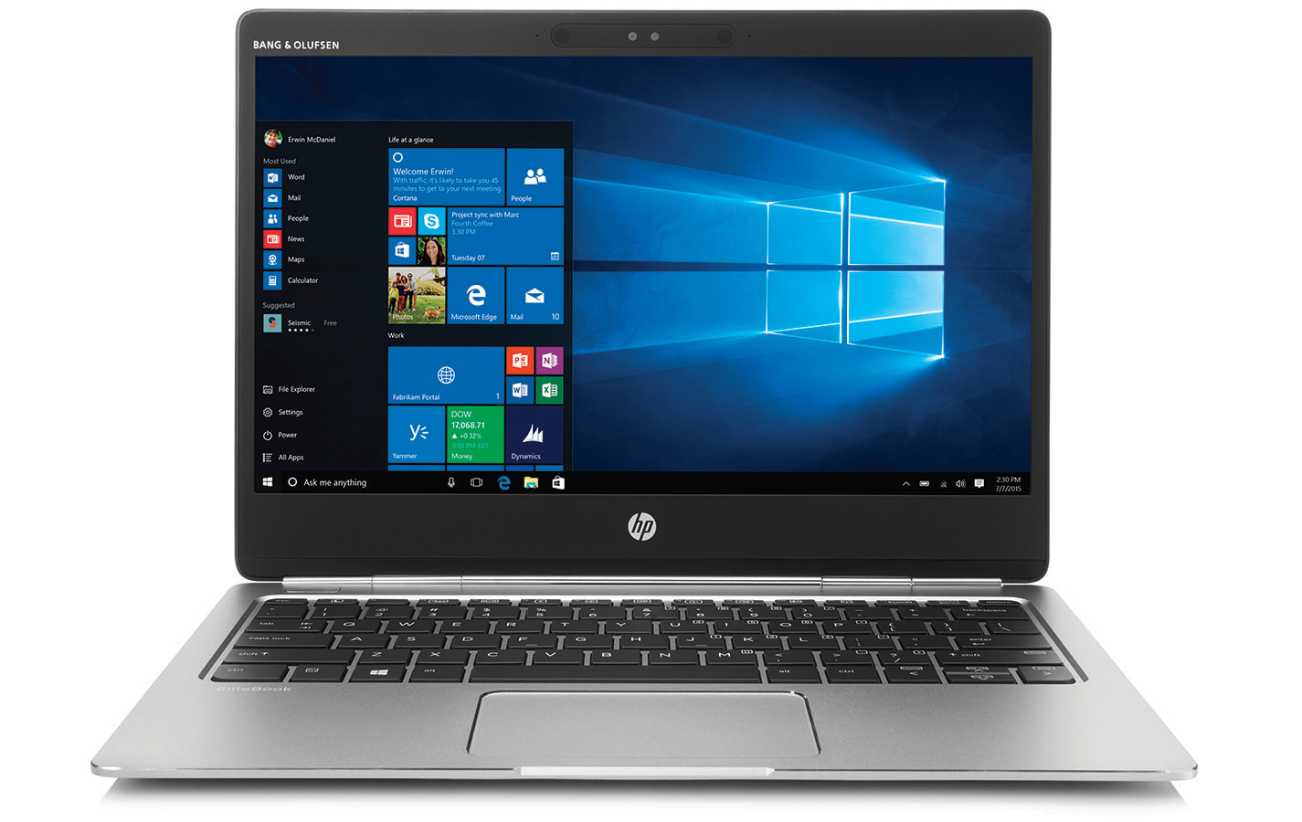 "HP Folio G1 m5-6Y54 12.5"" FHD UWVA, 8GB, 256GB, ac, BT, backlit keyb, 3y warr, Premium Packaging, Win 10 Pro"