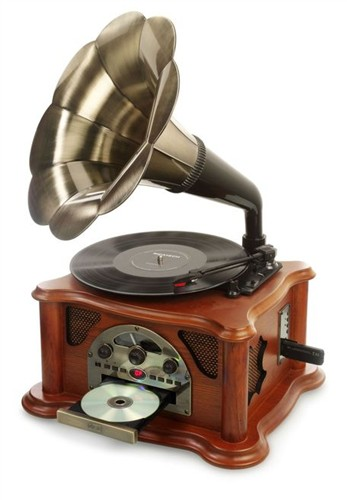 RICATECH RMC350 Horn Turntable