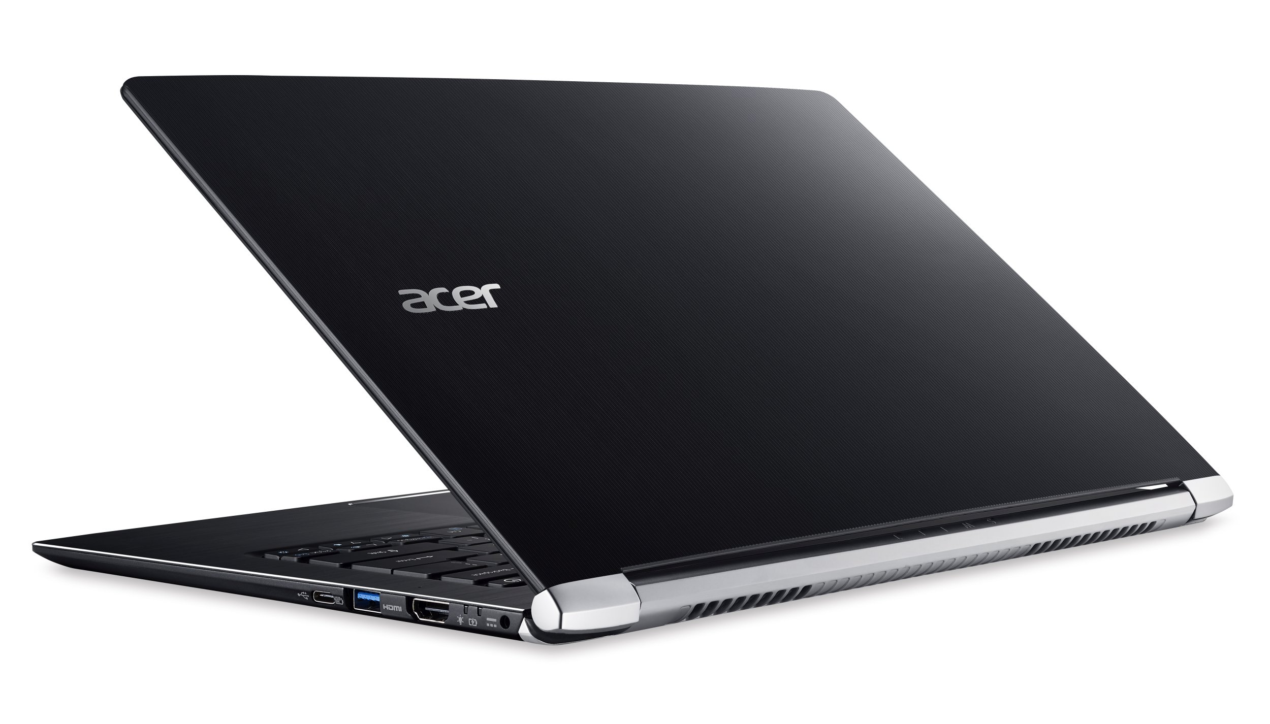 "Acer Swift 5 (SF514-51-773S) i7-7500U/8 GB+N/512GB PCIe SSD M.2+N/A/HD Graphics /14"" FHD lesklý IPS/W10 Home/Black"