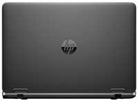 HP ProBook 650 G3 i5-7200U 15.6 FHD CAM, 8GB, 256GB TurboG2, DVDRW, ac, BT, FpR, backlit keyb, serial port, Win10Pro