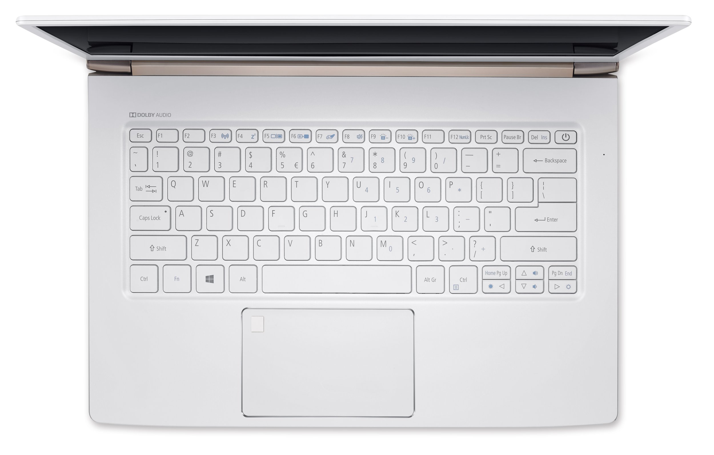 "Acer Swift 5 (SF514-51-753Z) i7-7500U/8 GB+N/512GB PCIe SSD M.2+N/A/HD Graphics /14"" FHD lesklý IPS/W10 Home/White"