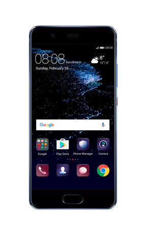 Huawei P10 DS Blue