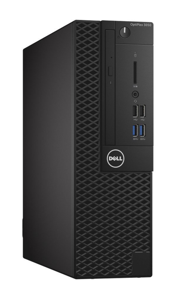 Dell PC Optiplex 3050 SF i5-7500/8G/256GB SSD/DP/HDMI/DVD RW/W10P/3RNBD/Černý
