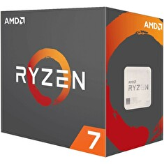 CPU AMD RYZEN 7 1800X, 8-core, 3.6 GHz (4.0 GHz Turbo), 16MB cache, 95W, socket AM4 (bez chladiče)