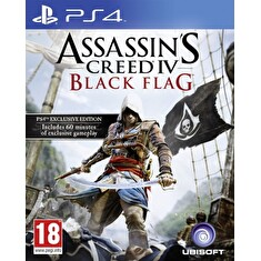 PS4 - Assassin's Creed: Black Flag