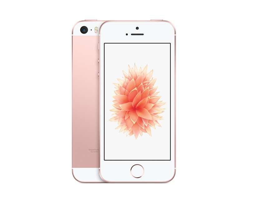 Apple iPhone SE 32GB, růžová/zlatá