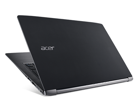 "DEMOPRODUKT Acer Aspire S 13 (S5-371-73KE) i7-6500U/8GB DDR3/SSD 512GB/13,3""FHD IPS/HD Graphics/W10 Black"