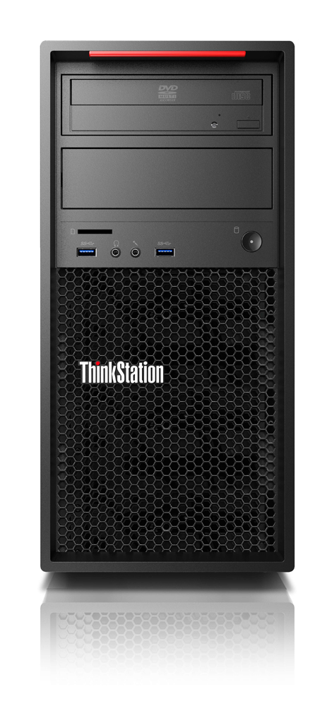 Lenovo ThinkStation P320 i7-7700 3,60GHz/8GB/1TB-7200/nVIDIA P600/DVD-RW/Tower/Win10PRO