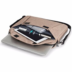 "Dicota Slim Case EDGE - Brašna na notebook - 13.3"" - sandstone"