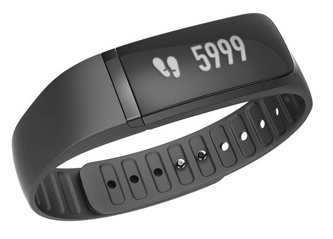 Lenovo Fitnes Band Black (G02)