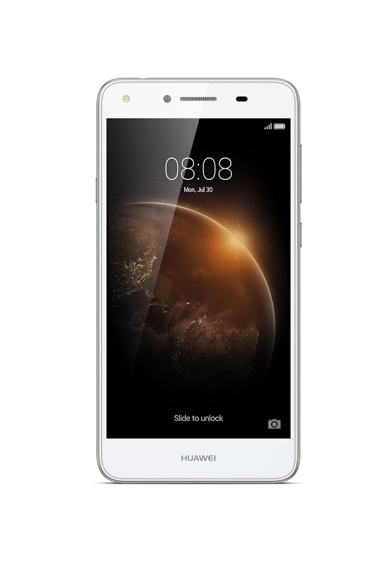 "HUAWEI Y6 II Compact DualSIM White 5""/16GB/2GB RAM/13MPx+5MPx/ Android 5.1"