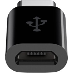 USB-C to Micro USB Adapter, Black