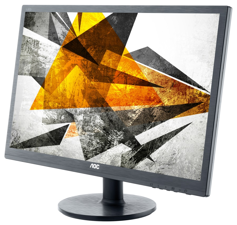 Monitor AOC M2060SWQ 19,5inch, MVA, Full HD, D-Sub, DP, Speakers