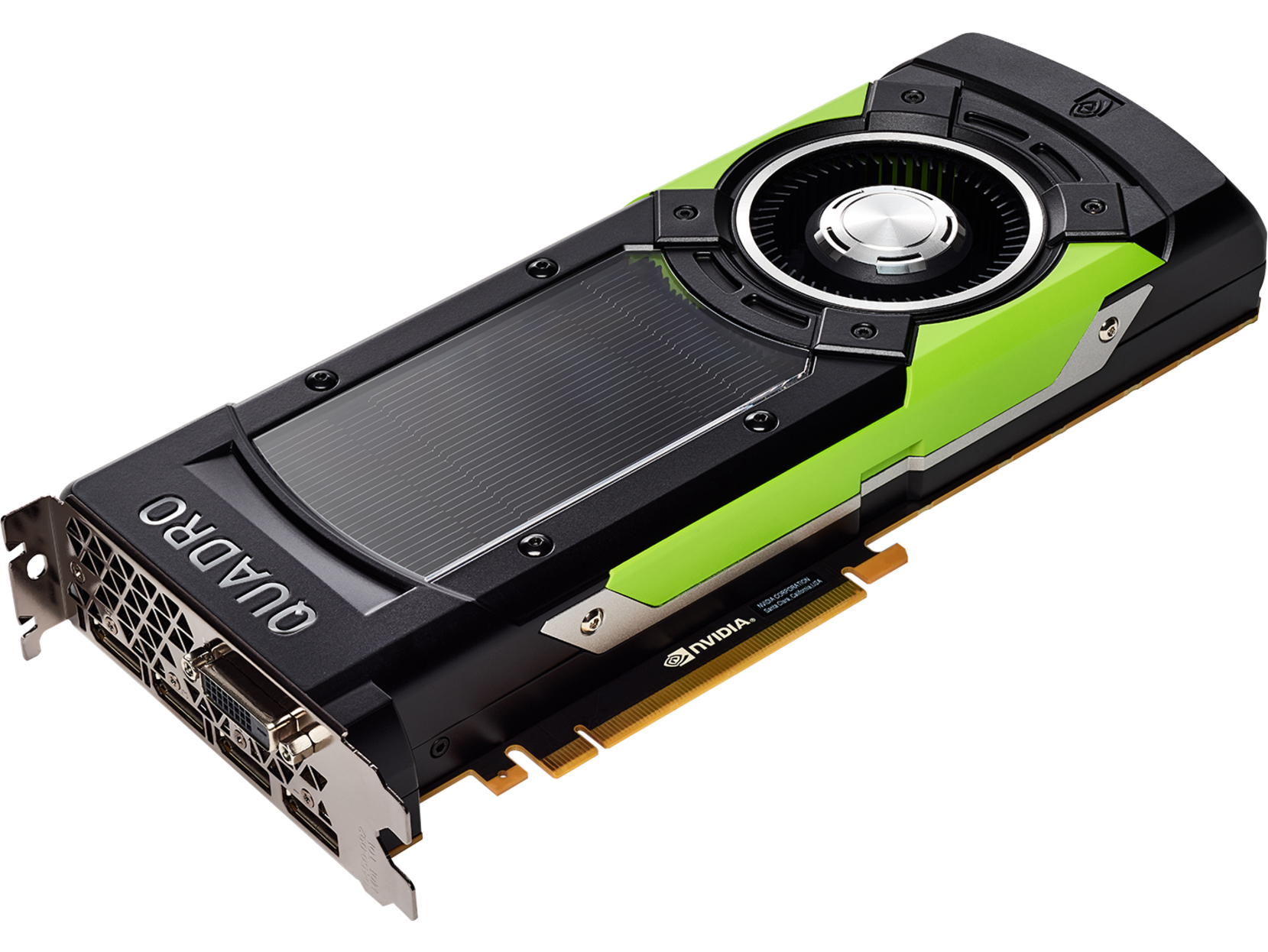 HP NVIDIA Quadro P600 2GB 4xmDP Graphics