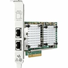 HP Ethernet 10Gb 2-port BASE-T 530T 57810SAdapter (with low profile bracket)
