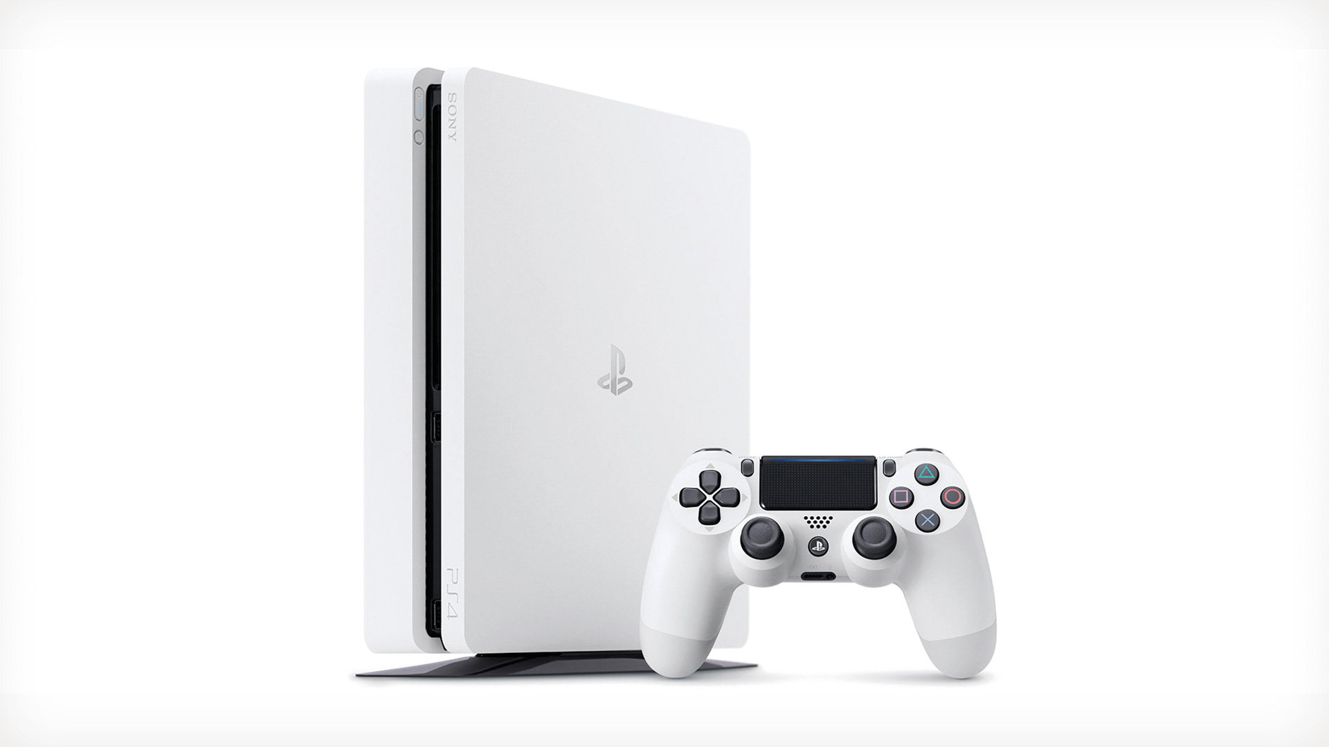 SONY PlayStation 4 (E Chassis) - 500GB - bílý