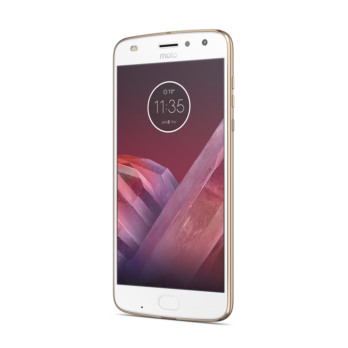 "Motorola Moto Z2 Play Dual SIM/5,5"" AMOLED/1920x1080/Octa-Core/2,2GHz/4GB/64GB/12Mpx/LTE/Android 7.1/Fine Gold"
