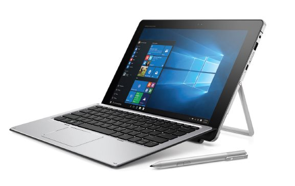 "HP Elite x2 1012 G2 i5-7200U/8GB/360GB PCIe/12.3"" WQXGA+/ IR CAM / ac, BT/FpR/Backlit kbd/Win 10 Pro + pen"