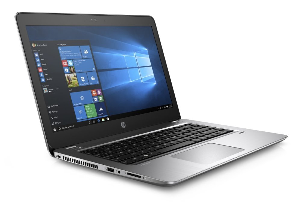 "HP ProBook 440 G4/ i7-7500U/ 8GB/ 256GB SSD + 2,5""/ GeForce 930MX/ 14"" FHD/ WiFi/ BT/ Backlit keyboard/ Win 10 Pro"