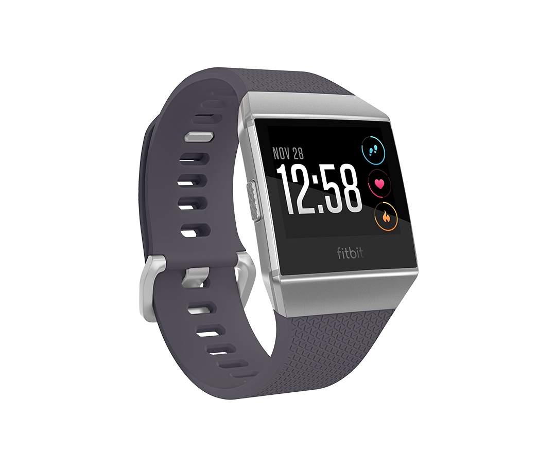 Fitbit Ionic - Blue-Gray/White