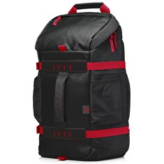 HP 15.6 Odyssey Sport Backpack black/red (gaming) - BAG