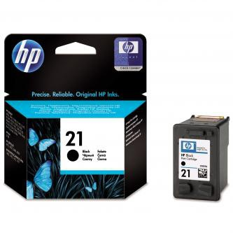 HP originální ink C9351AE, No.21, black, 150str., 5ml, - prošlá exp (mar2016)
