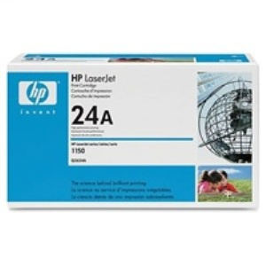 Tonerová cartridge HP, black, Q2624A - STARÝ DESIGN KRABICE