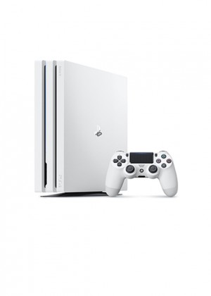 PS4 Pro - Playstation 4 Pro 1TB white