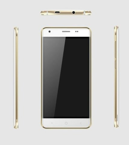 "Accent NEON LITE bílý, 5"" HD IPS 2.5D, Quad-core 1,3GHz, Android 6.0, 16GB ROM+2GB RAM,5+8MP Camera, 2000mAh, LTE"