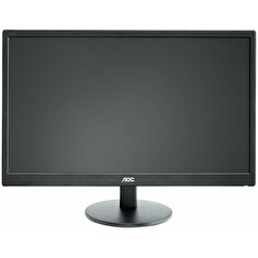 "AOC 21,5"" LED e2270Swn/ 1920x1080/ TN/ 16:9/ 5ms/ 200cd/m2/ D-SUB/ VESA 100x100/ černý"