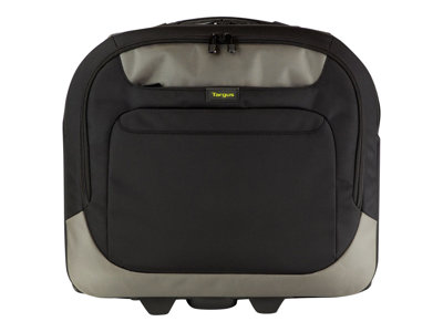 "Targus 17"" Rolling Travel Laptop Case - Brašna na notebook - 17"" - černá"