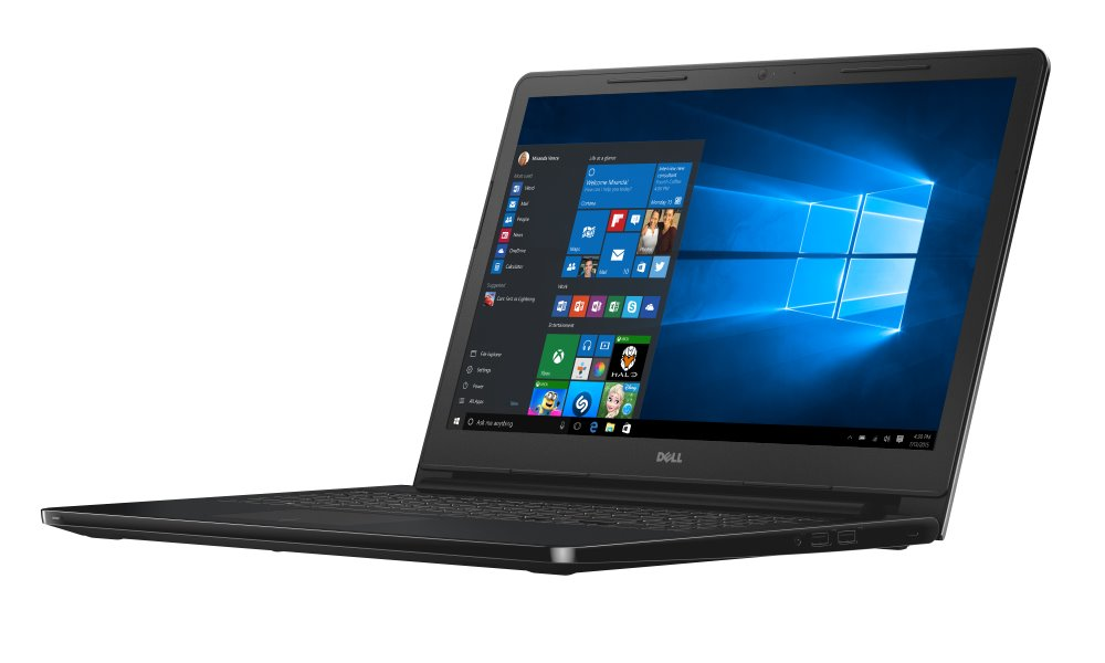 "DELL Inspiron 15 3000 (3552)/ Pentium N3710/ 4GB/ 500 GB/ 15.6""/ W10/ černý/ 2YNBD on-site"