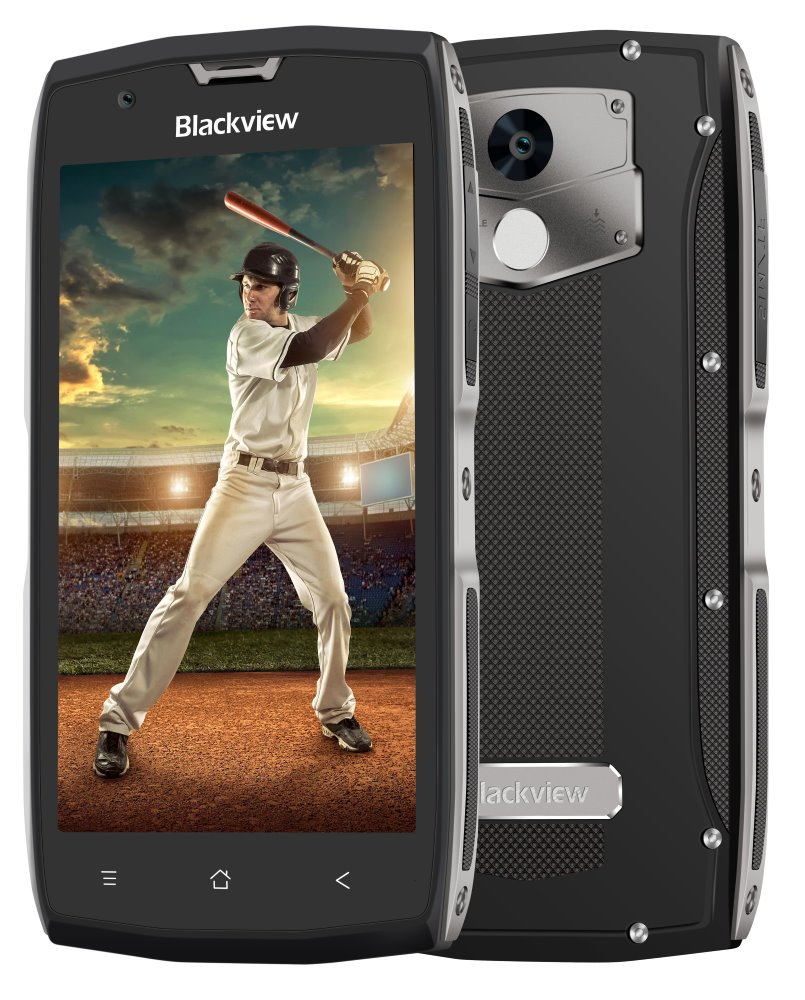 "iGET Blackview GBV7000 - Titan 5"" IPS 1920x1080, QuadCore, Dual SIM, 2GB+16GB,13 MPx+8 MPx, LTE, IP68, Android 7"