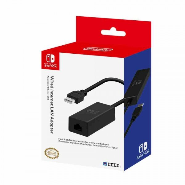 Nintendo Wired LAN Adapter for Nintendo Switch