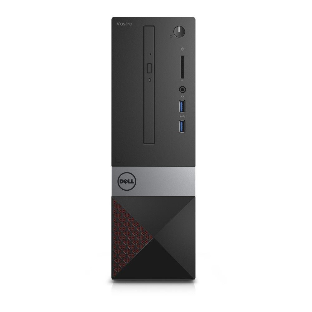 DELL Vostro 3268 SF/ i3-7100/ 4GB/ 128GB SSD/ DVDRW/ Wifi/ čtečka/ W10Pro/ 3YNBD on-site