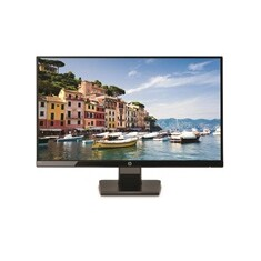 "HP LCD IPS Monitor 24w LED backlight AG; 23,8"" matný, 1920x1080, 5M:1, 250cd, 5ms,VGA,HDMI,black"