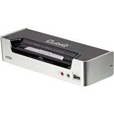 ATEN CS1792 2-Port HDMI USB 2.0 KVMP Switch, 2x HDMI Cables, 2-port Hub,HD Audio