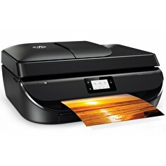 HP All-in-One Deskjet Ink Advantage 5275/ A4/ 10/7 ppm/ print+scan+copy+fax/ USB/ Wifi/ duplex/ ADF/ Černá