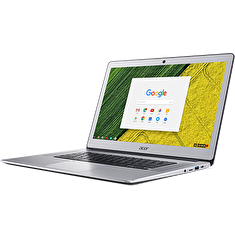 Acer Chromebook 15,6T/N4200/4G/64GB/Chrome silver