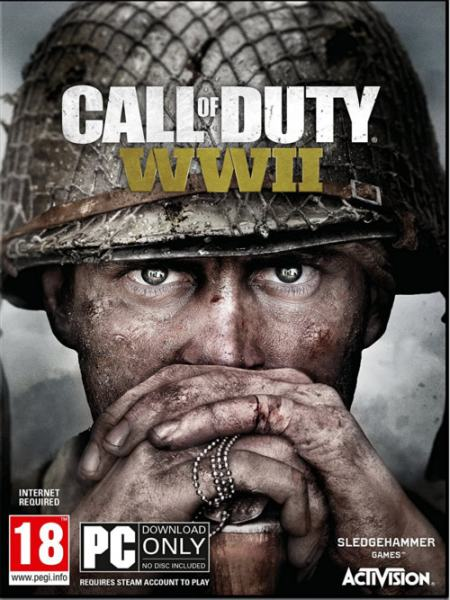 ACV Blizzard PC hra Call of Duty WWII (14) PC CZ