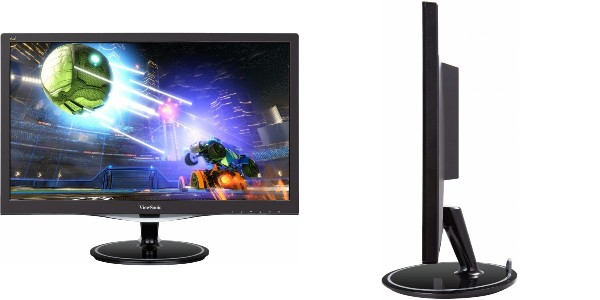 "Viewsonic VX2457MHD 24"" 16:9 LED TN/FHD/80M :1/1ms/300nits/VGA/DP/HDMI/170°/160° - nový monitor ve starém obalu"